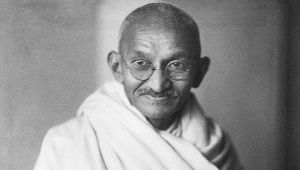Image result for Mohandas K. Gandhi