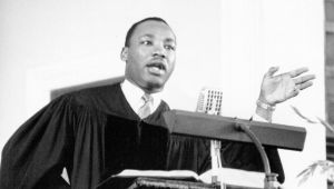 Martin Luther King Jr. – Pastor
