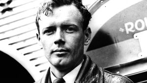 Charles Lindbergh - Opposition to World War II