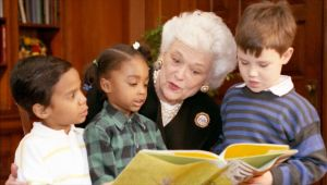 Barbara Bush - Full Biography