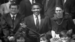 Review  Before Barack  There Was  Barry    The New York Times OnTheissues Rising Star  The Making of Barack Obama