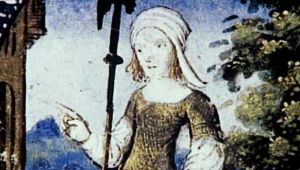 Joan of Arc - Dressed as a Man