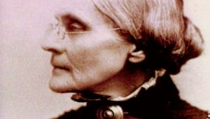 Susan B. Anthony - An Act of Courage