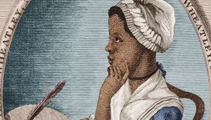 Image result for phillis wheatley images