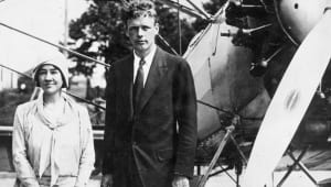 Charles Lindbergh - Starting a Family