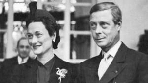 Edward VIII - Wallis Simpson