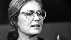 Gloria Steinem - Women's Liberation