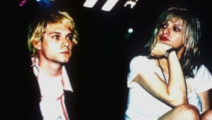 Courtney Love - Meeting Kurt Cobain