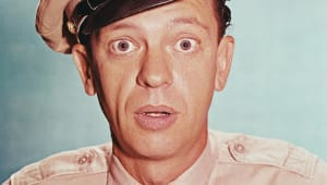 Don Knotts - Early Life