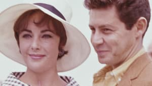 Elizabeth Taylor - Marriage to Eddie Fisher
