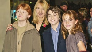 J.K. Rowling - The Harry Potter Actors