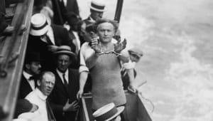 Harry Houdini - Water Torture Escapes