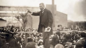 Booker T. Washington - Mini Biography