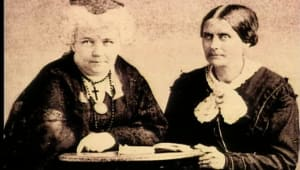 Susan B. Anthony - A Powerful Friend