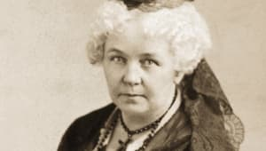 Elizabeth Cady Stanton - Pioneer for Woman's Suffrage