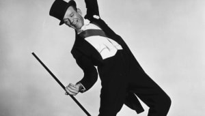 Fred Astaire - Graceful Dancer