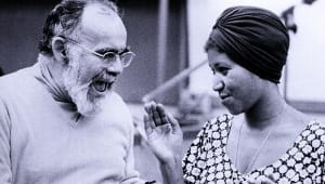 Aretha Franklin - Meeting Jerry Wexler