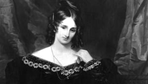 Mary Shelley - Female Fright Writer
