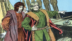 Christopher Columbus - Did Irish Explorers Discover America?