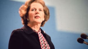Tom Brokaw on Margaret Thatcher - The Iron Lady