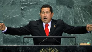 Hugo Chavez - Mini Biography