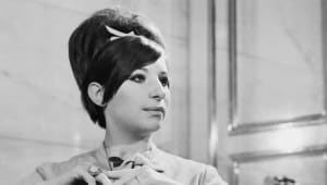 Shirley MacLaine and Barbra Streisand - Influential Women