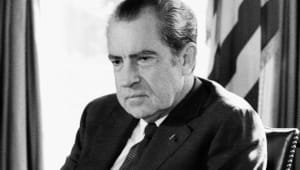 Richard Nixon - Watergate Brings Down the President