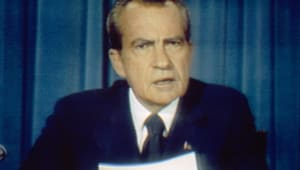 Richard Nixon - Resignation Speech