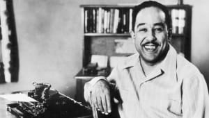 Langston Hughes - House in Harlem