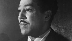 Langston Hughes - Buried at the Schomburg