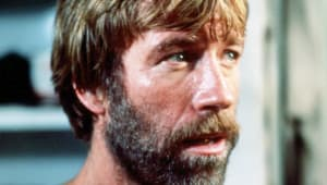 Chuck Norris - Studying Martial Arts