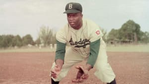 Jackie Robinson - Breaking Barriers