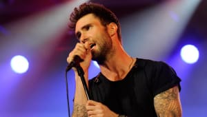 Adam Levine - Won't Go Home Without You