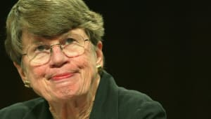 Janet Reno - First Female U.S. Attorney General