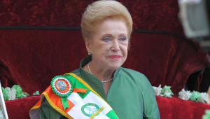 Mary Higgins Clark - Irish Heritage