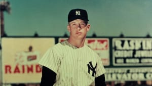 Mickey Mantle - Mini Biography