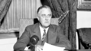Franklin D. Roosevelt – Pearl Harbor