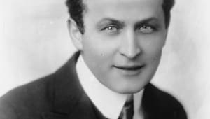 Harry Houdini - Reaching Out From Beyond