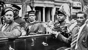 James Van Der Zee - Photo of Marcus Garvey