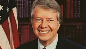 Jimmy Carter - The Great Mediator