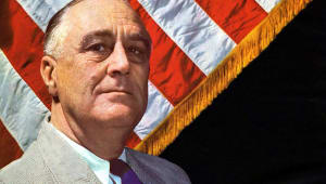 Franklin D. Roosevelt – The Death of FDR