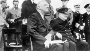 Franklin D. Roosevelt – The Atlantic Charter