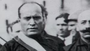 Mussolini - The Fascist Takeover Myth