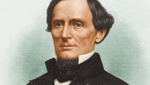 Jefferson Davis - Mini Biography