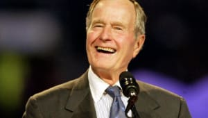 George H.W. Bush - Mini Biography