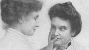 Helen Keller - First Meeting the Miracle Worker