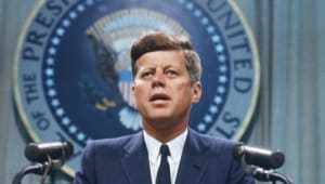 John F. Kennedy - Debating Richard Nixon