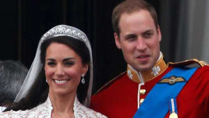Kate Middleton - The Wedding