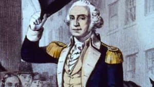 George Washington - Climbing the Military Ranks