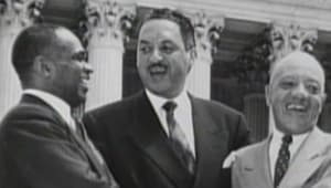 Thurgood Marshall - The Brown vs Board of Education Decision